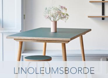 Linoleumsborde